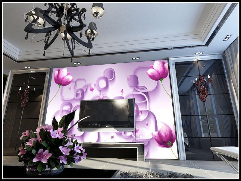 3D Morning Glory 743 Wall Paper Murals Wall Print Wall Wallpaper Mural AU Kyra