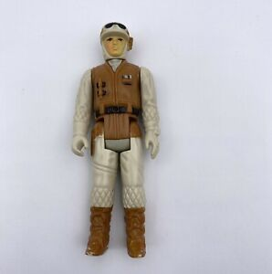 Vintage Star Wars Empire Strikes Back Rebel Soldier Action Figure 1980 Kenner