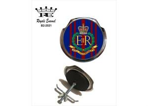 Royale Military Car Grill Badge /& Fittings REME VETERAN B2.3277