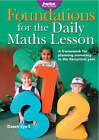 Foundations for the Daily Maths Lesson by Dawn Lyell (Paperback, 2001)