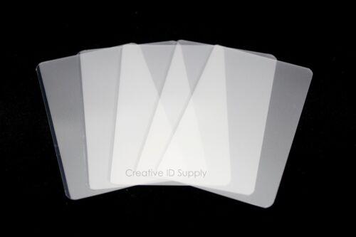 "5 MIL LAMINATING POUCHES 300 PCS DRIVERS LICENSE POUCHES 2-3//8/"" x 3-5//8/"""