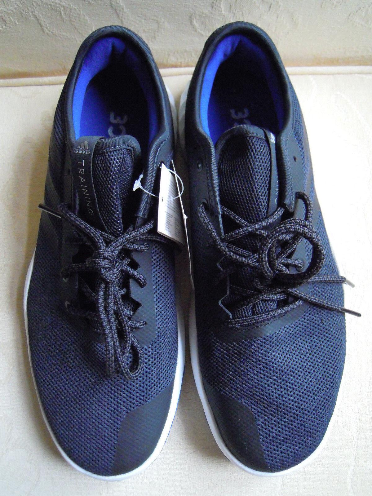 Adidas Training   Sport, Lauf, Jogging, Schuhe Gr  45 1 3 - Schwarz   NEU IN OVP