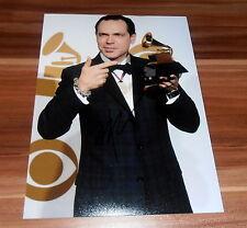 Kurt Elling *Jazz, Grammy 2010*, original signed Photo 20x25 cm (8x10)