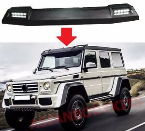 Image Is Loading Mercedes Benz W463 G Class FRONT ROOF SPOILER