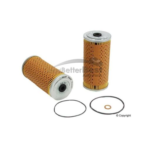One New Mahle Engine Oil Filter OX92D 1191800009 for Mercedes MB