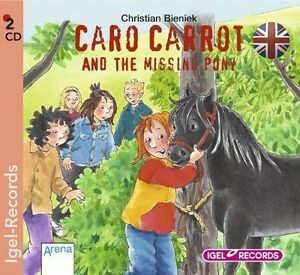 Karo Englisch 2 schöne cds mit karo karotte englisch lernen caro carrot and the