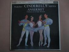 Ernest Ansermet, Prokoviev, Decca, stereo, SXL 2306-7, 2LP, UK pressing