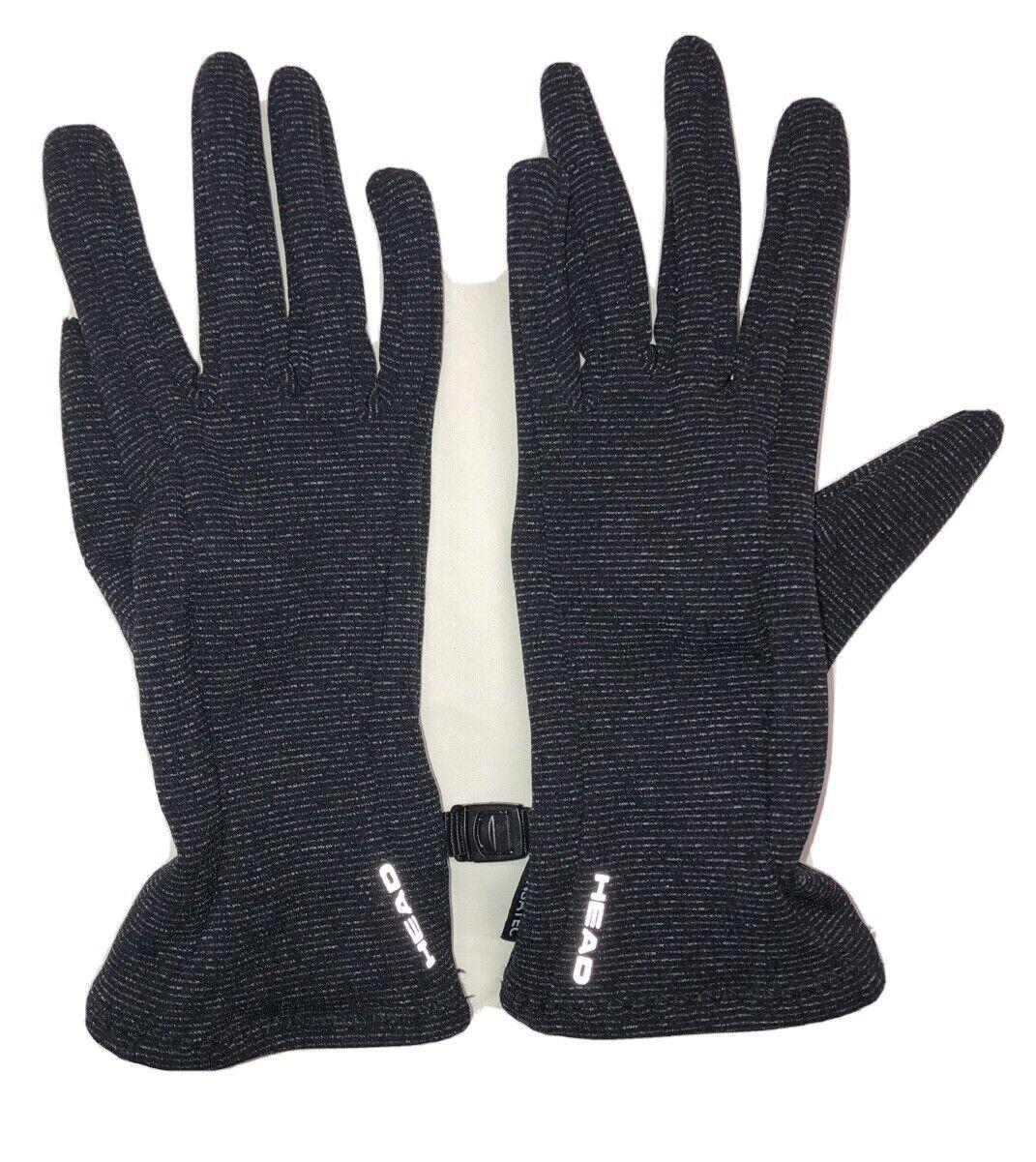 Head Unisex Hybrid Glove, Gray/White, Size Small FREE SHIPPING!!