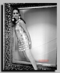 HV-0522 ACTRESS CLAUDINE AUGER PIN UP JAMES BOND 007 GIRL