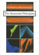 Essential Principles Medical Massage DVD - Ben Benjamin