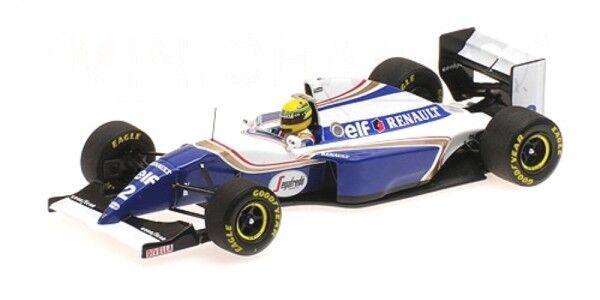Williams Renault Fw16 N 2 Brazilian Gp Formule 1 1994 Williams