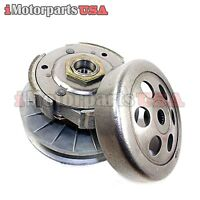 Baja Wilderness Trail Wd250 Clutch Pulley Assembly 250cc Atv W/ Vin Prefix Lawa