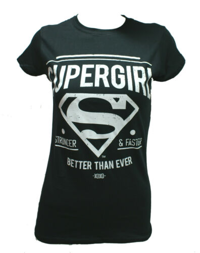 SUPERGIRL Officially Licensed DC Comics Capsleeve T-Shirt
