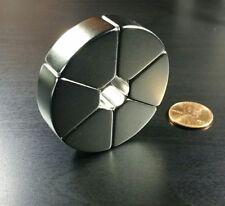 Large Neodymium N52 Ring Magnet Strong Rare Earth 2 Healing Star Of David Coil