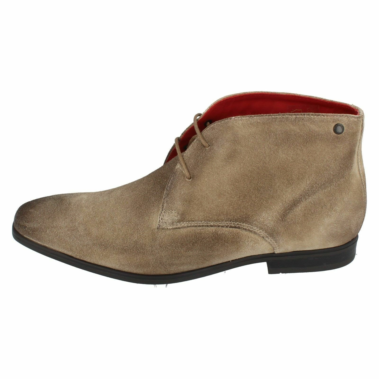 Mens Henry By Leather Lace Up Ankle Boot By Henry Base London £49.99 9525d0