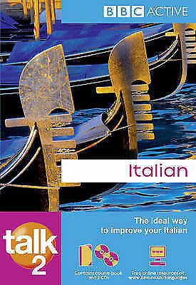 Talk Italian 2 Pack by Alwena Lamping (Mixed media product, 2007)2 CDs and 1book