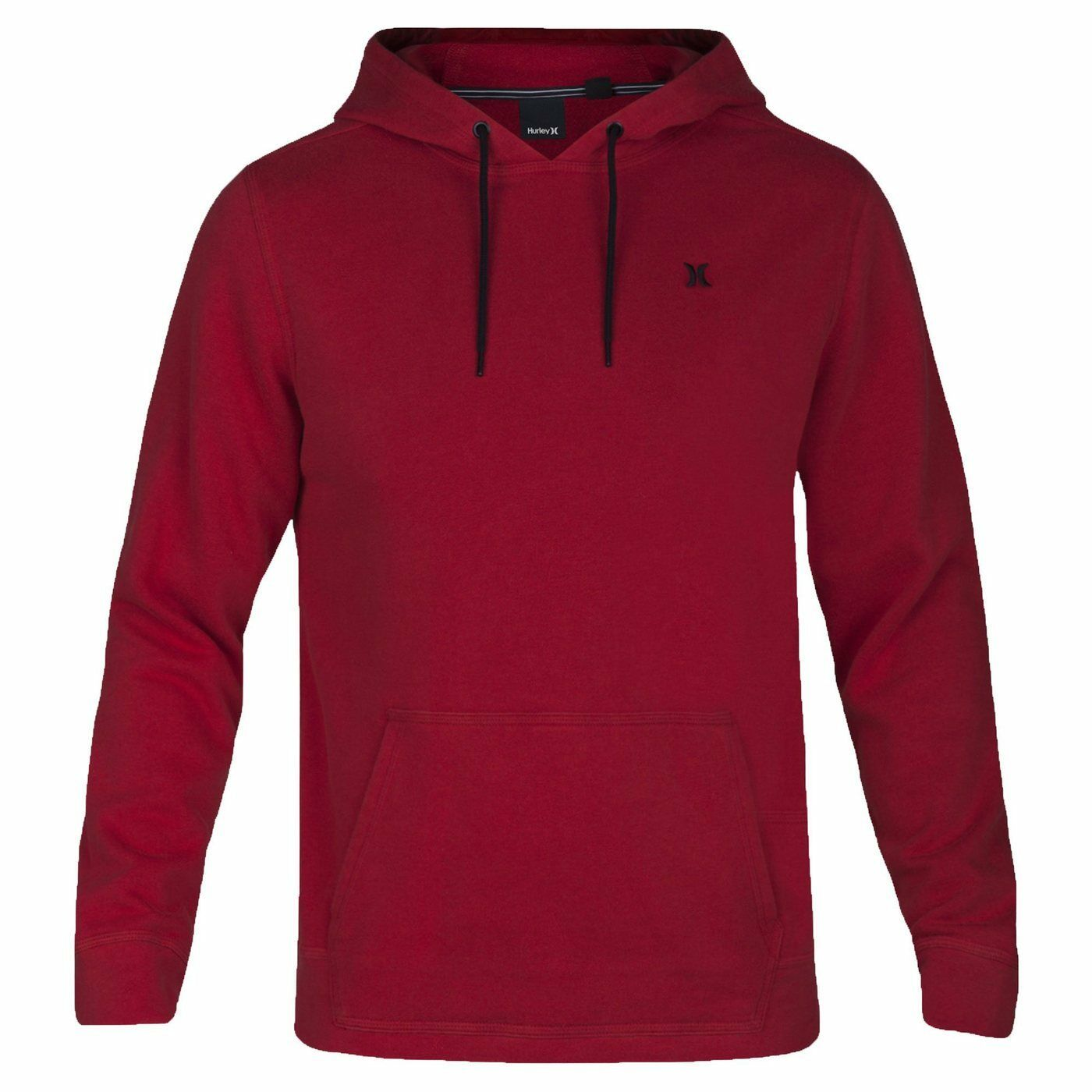 Hurley Beach Club Destroy Hoody (ROT) M