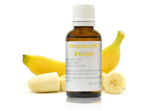 30-ml-Banana-Fragrance-Oil-for-Soap-Candle-Cosmetics-Highly-Concentrated