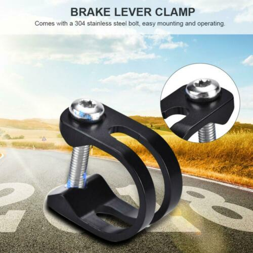 Bicycle Brake Lever Clamps for Sram Avid E7 E9 X0 GUIDE R RS RSC CODE 3 x 3.3cm