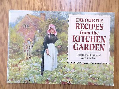 Cook Book Favourite KITCHEN GARDEN Recipes Cookery Cooking Fruit & Vegetable