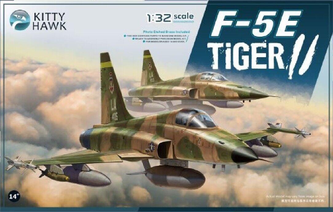 Kitty Hawk 1 32 32018 F-5E Tiger II