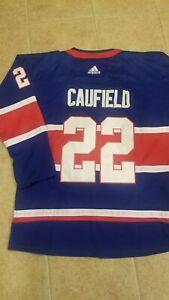 Cole Caufield Montreal Canadiens NHL Retro hockey jersey,  # 22, SZ 54 nwot