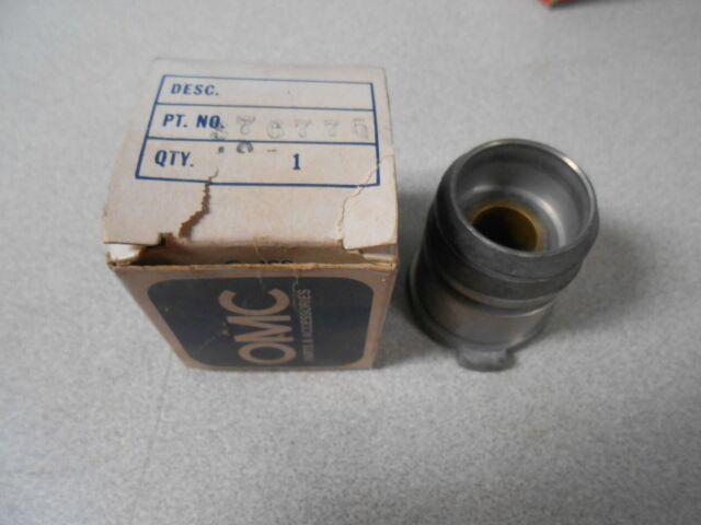 NOS Johnson Evinrude Outboard Motor Gear Case Head 376776