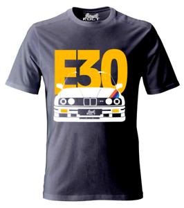 BMW-E30-Style-Retro-T-Shirt