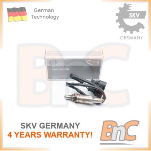 # GENUINE SKV GERMANY HEAVY DUTY LAMBDA SENSOR VW GOL II GOL III