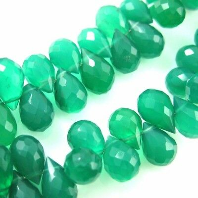 100/% Genuine Semiprecious Crystal Gemstone Drop Briolette 5 pcs Nature Stone