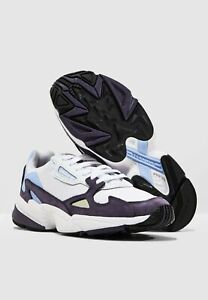 ADIDAS-FALCON-WOMEN-039-S-SHOES-Purple-amp-White-EE9311