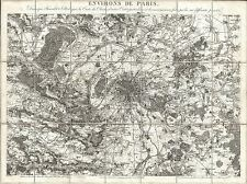 GEOGRAPHY MAP ILLUSTRATED ANTIQUE ANDRIVEAU GOUJON PARIS POSTER PRINT BB4262A