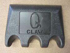 3 Cue Q Claw - Portable Pool Cue Holder - Holds 3 pool cues