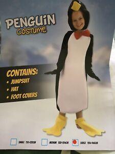 qualità incredibile scegli ufficiale accaparramento come merce rara Dettagli su Costume PINGUINO BAMBINO- mostra il titolo originale