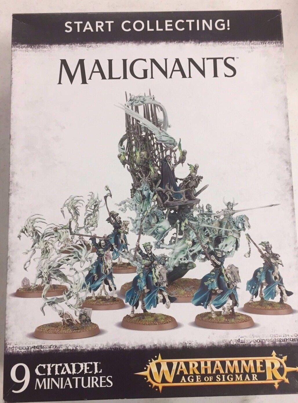 Warhammer Age Sigmar START COLLECTING MALIGNANTS UNDEAD SpritHosts MortisEngine+