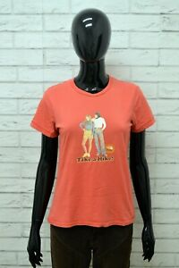 Maglia-THE-NORTH-FACE-Donna-Taglia-M-Maglietta-Shirt-Woman-Manica-Corta-Cotone