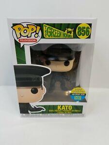 Funko-Pop-Kato-856-DC-Green-Lantern-SDCC-Exclusive-Brand-New
