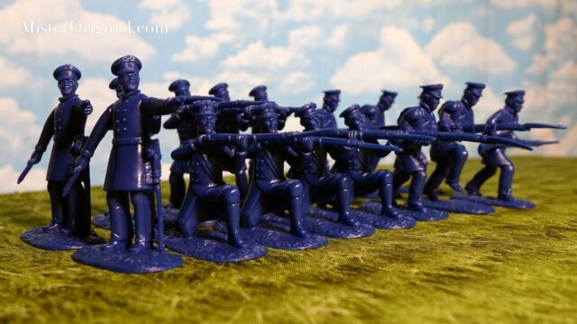 Armies in Plastic Napoleonic Wars Belgian Line Infantry Set #5781 1//32-54MM