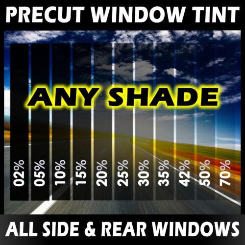 Honda Civic 2 dr Coupe 01-05 PreCut Window Tint Dark Black 15/% VLT Auto Film