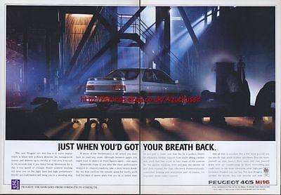 "Porsche 944 /""Feel The Earth Move/"" 1988 Magazine Advert #2498"