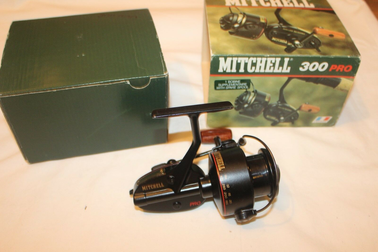 Mitchell 300 pro-en el embalaje original-made in france-nr-1307