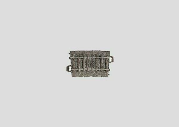 Märklin 24207 7,5° 6 x gebogenes C-Gleis R2 = 437,5 mm