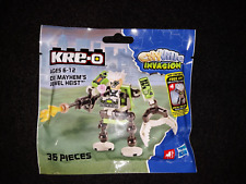 KRE-O City Ville Invasion Dr.Mayhem Hideout with Sonic Motion