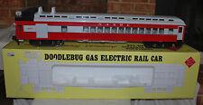 Aristocraft No. 21200 Doodlebug Gas Electric Rail Car - NASME Nazareth - G Scale