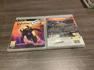 Darkvoid Dunkel Void PS3 IN Spanisch Versiegelt Neu Verschlossen