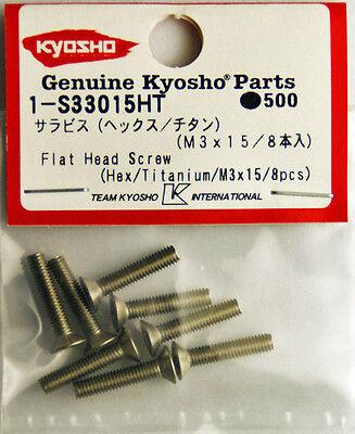 M4x10//10pcs Kyosho 1-S04010 Bind Screw