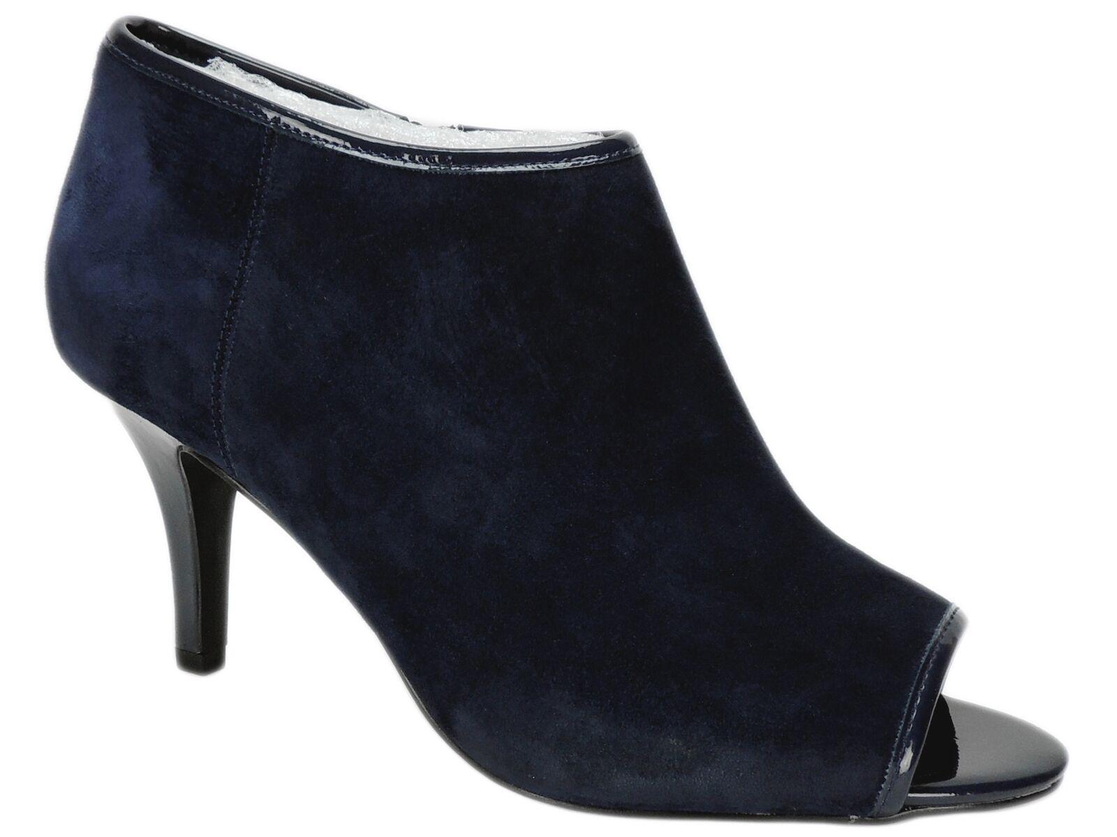 Bandolino Botines para mujer de de de vestido Maiba Azul Marino Talla 10 M a837d2
