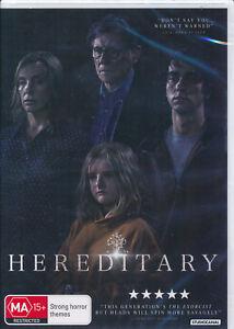 Hereditary-DVD-Region-4-NEW
