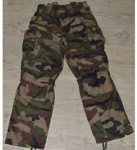 Pantalon de treillis Félin T4S1 ÉTÉ tissu RIPSTOP neuf en taille 77//84XC