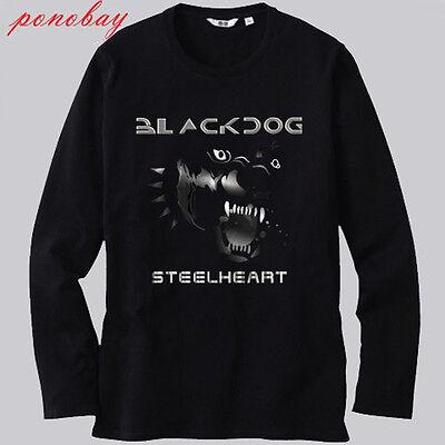 New Godsmack Metal Rock Band Black Long Sleeve T-Shirt Size S-3XL